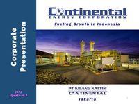 Continental Corporate Presentation 2019 v9.9