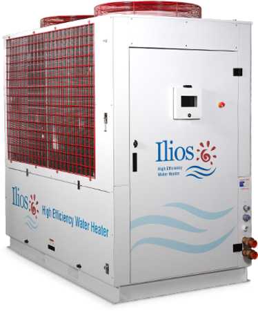 Ilios Air-Source Heat Pump
