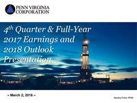 Fourth Quarter 2017 Earnings Presentation