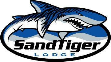Sand Tiger Lodging logo