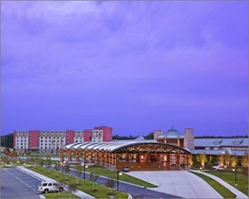 A picture of Four Winds Casino Resort Hotel