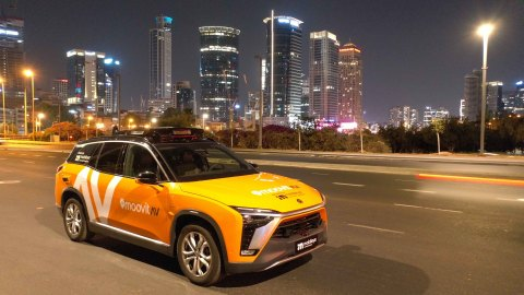 Mobileye and SIXT Plan New Robotaxi Service
