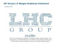 39th Annual J.P. Morgan Healthcare Conference Presentation