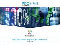 Citi's 2019 Global Property CEO Conference