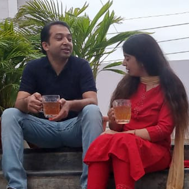 Shyamal & Vineeta Rai