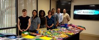 MC Assembly Donates to Brevard County's Supply Zone for Teachers