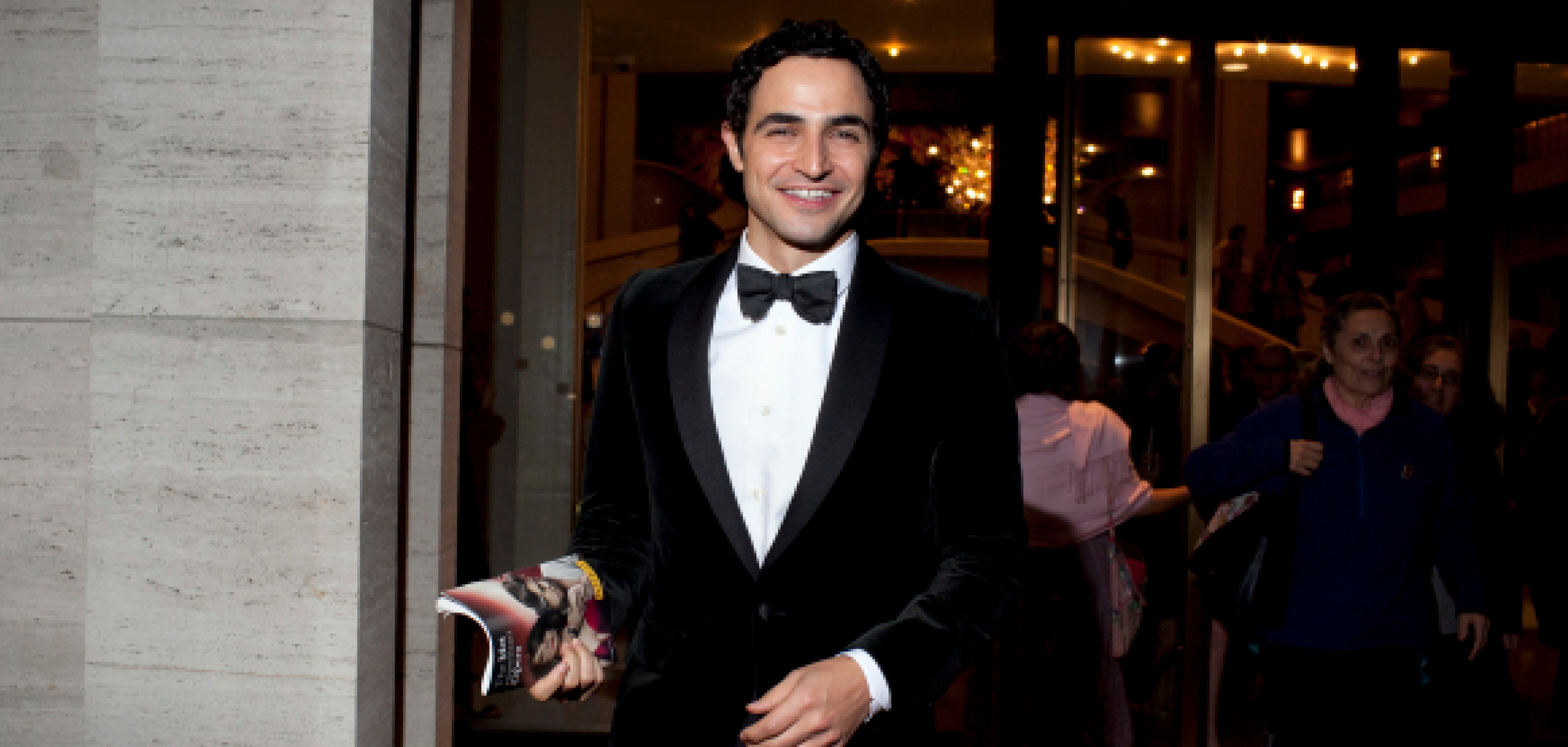 ZAC POSEN TRADEMARK REPORTEDLY SOLD TO CENTRIC BRANDS