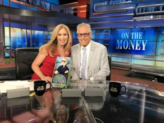 CNBC Host, Becky Quick, Exclusive Interview with Genius Brands
