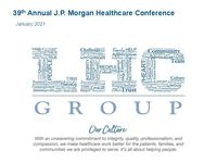 39th Annual J.P. Morgan Healthcare Conference Presentation