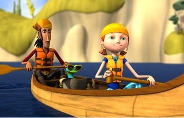 Pirates Adventures in Art
