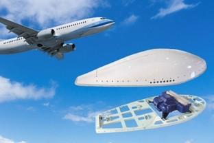 Astronics AeroSat Certifies FliteStream® SATCOM Connectivity and AeroShield™ Radome Systems