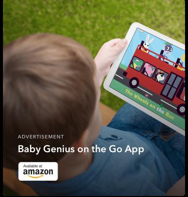 Baby Genius on the Go App