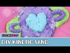 Make DIY Kinetic Sand