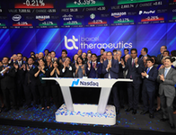 BioXcel Therapeutics rings the NASDAQ Stock Market Opening Bell. Watch the full video.