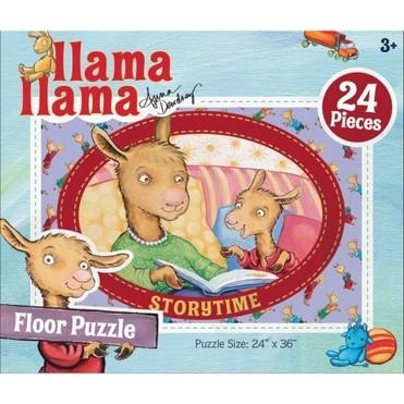 GC Llama Llama - Storytime 24 Piece Floor Puzzle