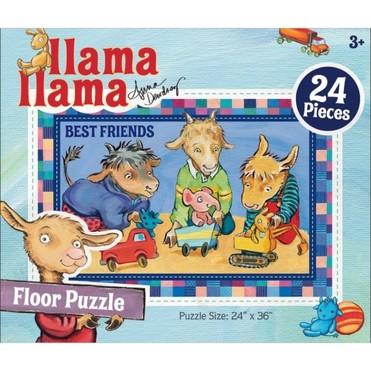 GC Llama Llama - Best Friend 24 Piece Floor Puzzle