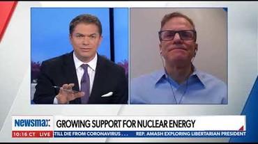 Thumbnail of Lightbridge Newsmax TV-National Report - April 29, 2020