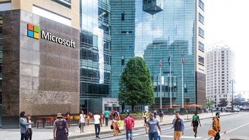 A picture of Microsoft Office - One Campus Martius