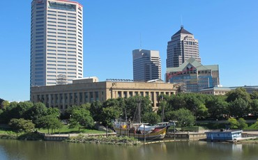 A picture of Kinneary Federal Courthouse