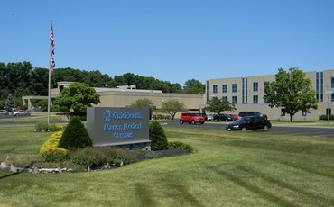 A picture of Marion Medical Center MEP Upgrades