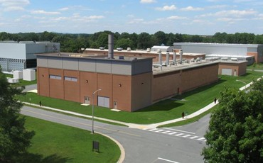 A picture of NIST Combined Heat and Power Plant