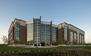 A picture of William A. Jones III Building