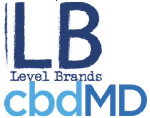 Level Brands, Inc. & cbdMD