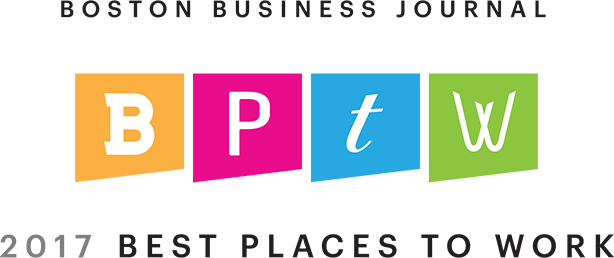 Boston Business Journal 2017 Best Places to Work