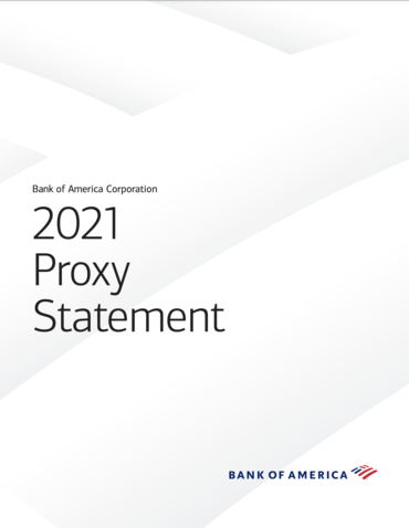 Proxy Statement Cover Preview
