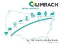 Introduction to Limbach Webinar Presentation - October 2nd, 2020