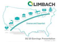 Third Quarter 2020 Earnings Call Presentation - 11.12.20
