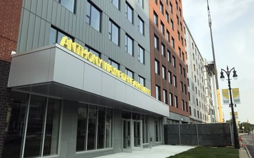 Wayne State University Anthony Student Housing