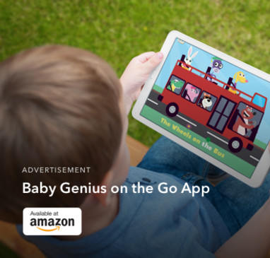 Baby Genius on the Go App