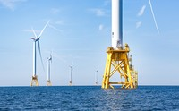 BUSINESS REPORT - The jackets supporting wind turbines off the coast of Rhode Island were engineered in New Orleans and built in Houma