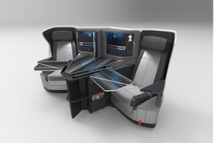 Astronics PGA Selected by Jamco to Supply Seat Motion and Lighting Systems for Venture Seat Program