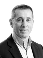 Headshot of Paul Hamelin, Vice President, Security and Information Technology for Medipharm Labs