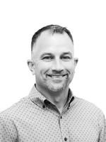 Headshot of Ryan Merkley, Vice President, Supply Chain for Medipharm Labs