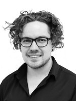 Headshot of Dr. Tait Gale, Manager of Research and Development for Medipharm Labs