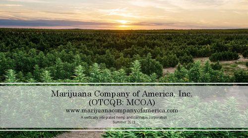 MCOA Business Summary