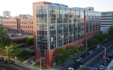 A picture of Guttenberg Information Technologies Center
