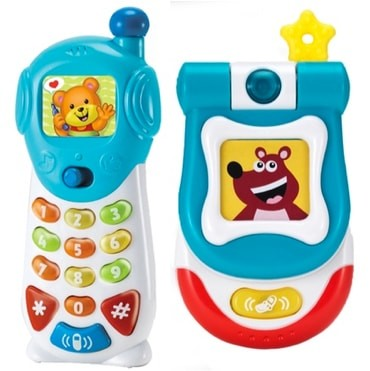 Baby Genius Toy Phone<br><i>Sold Out!</i>