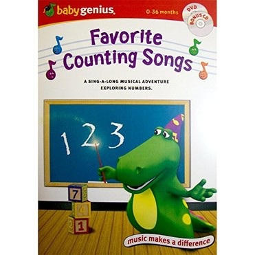 Favorite Counting Songs<br><i>Sold Out!</i>