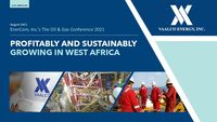 The Oil and Gas Conference 2021