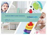 2018 Southwest IDEAS Investor Conference Presentation