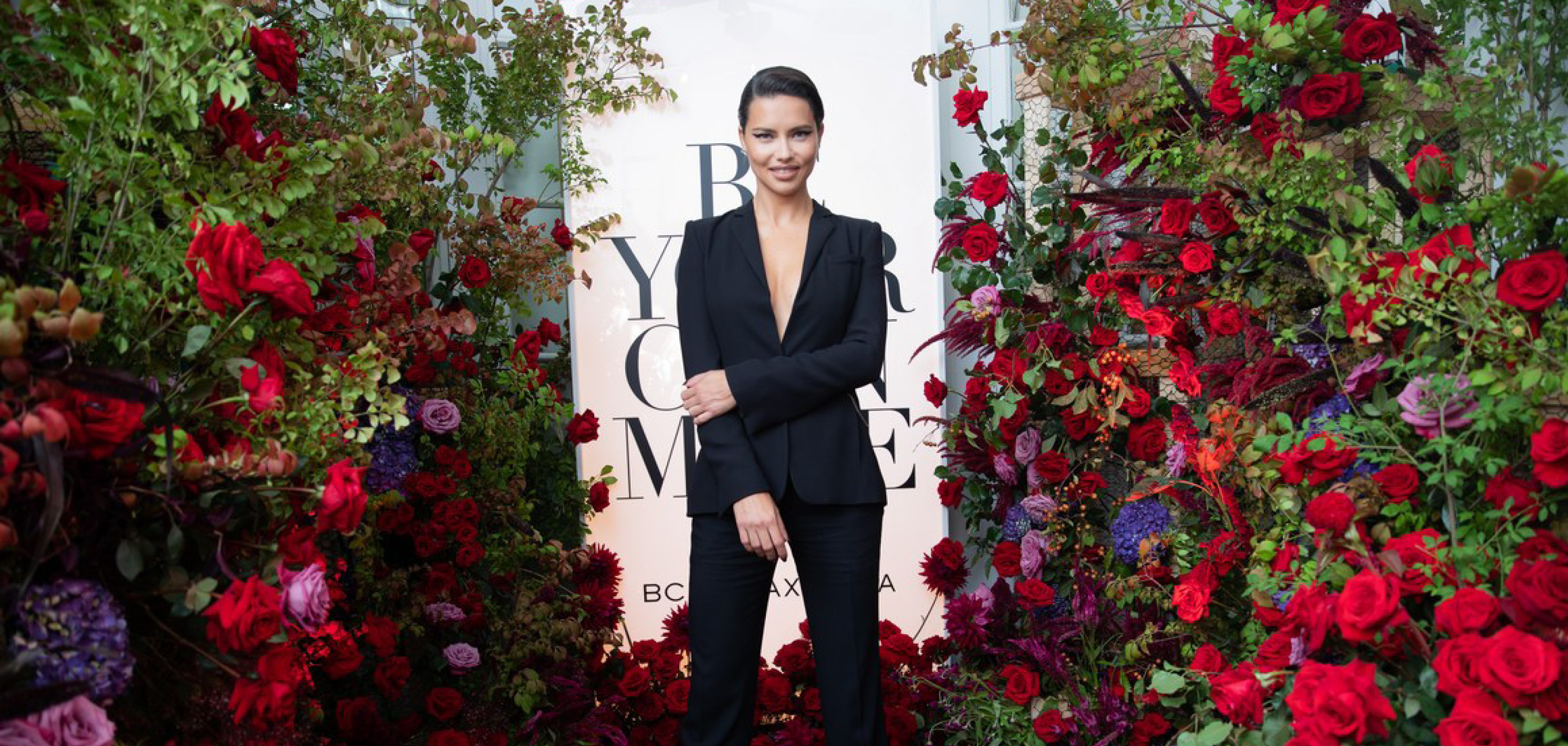 BCBGMAXAZRIA Celebrated 30 Years With a Flower-Filled Anniversary Party Hosted by Adriana Lima