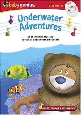 Underwater Adventures<br><i>Sold Out!</i>