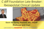 Video Presentation of Clinical Data by Dr. Kevin Garey