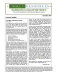 December 2004 Newsletter
