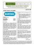 September 2006 Newsletter
