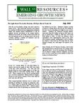July 2008 Newsletter